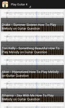 How to play guitar screenshot 3