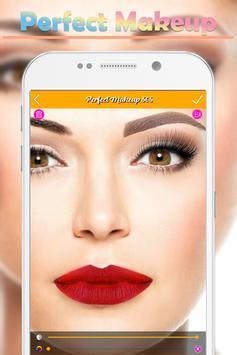 Perfect Makeover 365 : Beauty Makeup Plus screenshot 3