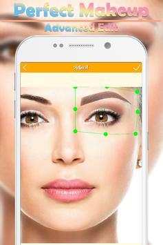Perfect Makeover 365 : Beauty Makeup Plus screenshot 1