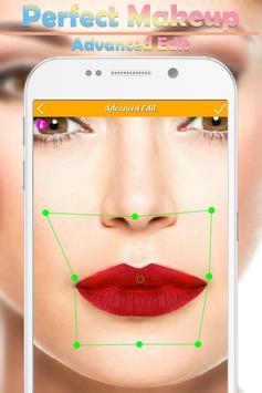Perfect Makeover 365 : Beauty Makeup Plus screenshot 2