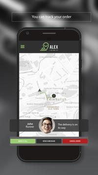 Alex App UK screenshot 2