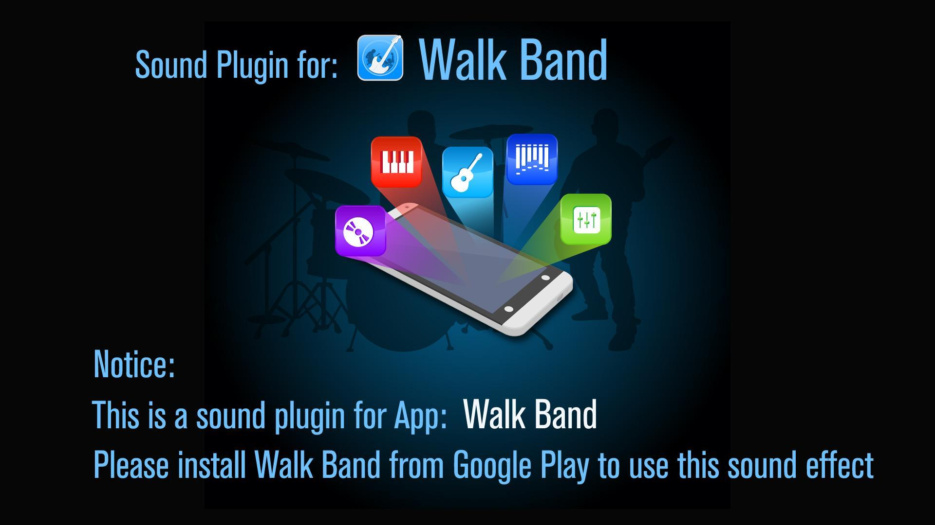 Walk Band Fingered Bass sound for Android - APK Download