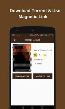 Kicks Torrent screenshot 3