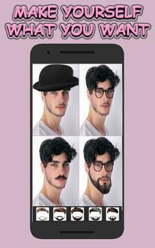 Beard & Mustache Photo Editor for Men screenshot 5