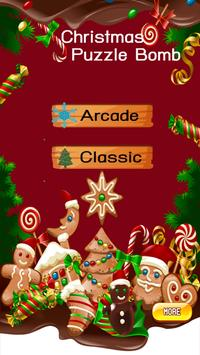 Christmas Puzzle Bomb poster