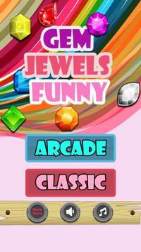 Jewels Gem Funny poster