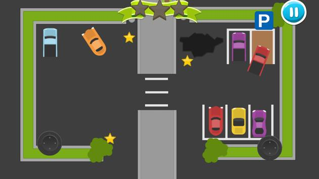Parking Car Exctied 2D apk screenshot
