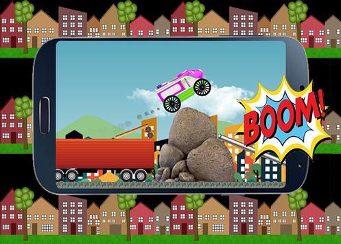 Chung Train Monster apk screenshot