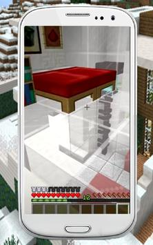 Redstone House map for MCPE screenshot 2