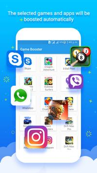 Game Booster: Faster & Smoother for Gamer poster