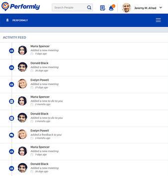 Performly Talent screenshot 3