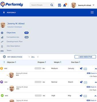 Performly Talent screenshot 7