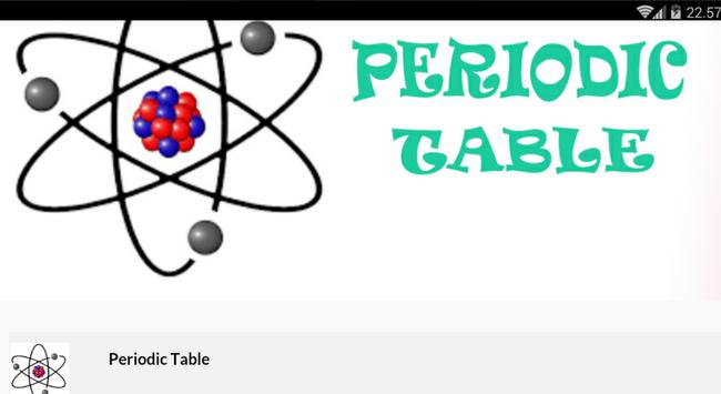 P table periodic table for android apk download p table periodic table screenshot 1 urtaz Image collections
