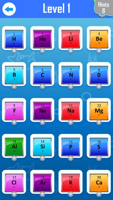 Periodic Table Quiz For Android Apk Download