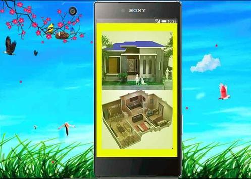 DESAIN RUMAH IMPIAN DAN INTERIOR 3D apk screenshot