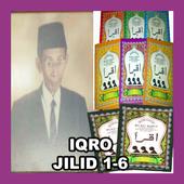 IQRO JILID 1-6 icon