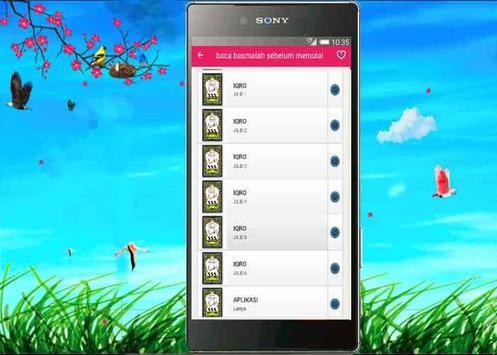 IQRO JILID 1-6 screenshot 1