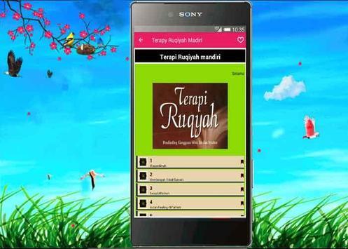 TERAPI RUQYAH SYAR'IYAH MANDIRI poster