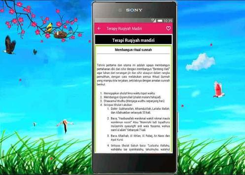 TERAPI RUQYAH SYAR'IYAH MANDIRI screenshot 1