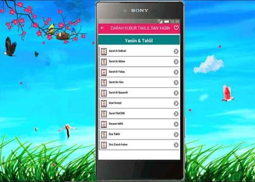 Ziarah Kubur Lengkap tahlil dan yasin apk screenshot