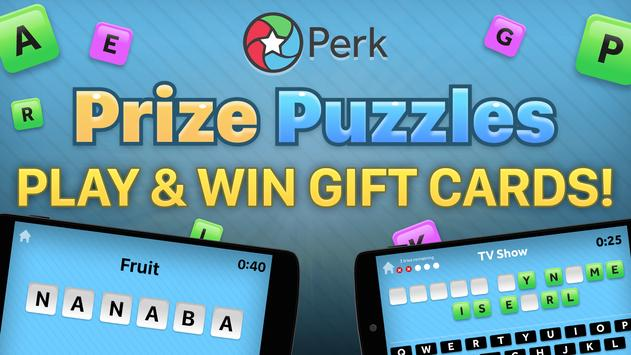 Prize Puzzles poster