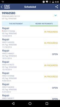 ONESource Mobile Application apk screenshot