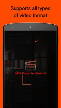MP4 Player for Android poster