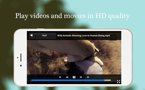 HD Movie Player 2015 apk screenshot