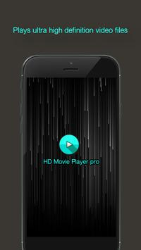 HD Movie Player pro poster