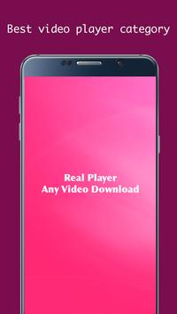 Real Player Any Video Download poster