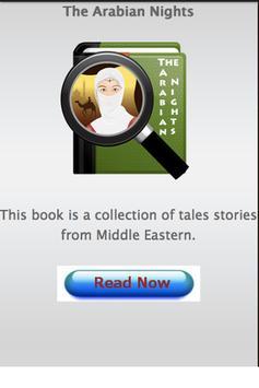 Ebook Arabian Nights Reader screenshot 1