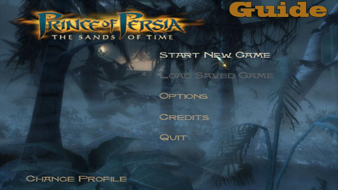 Guide Prince Of Persia For Android Apk Download