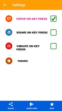 Persian Keyboard screenshot 3