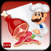 ویدیو پخت انواع غذا با گوشت - Meat with meat video icon