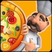 پیتزاهای خانگی - pizza video icon