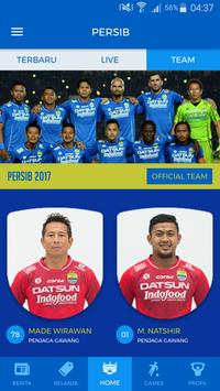 Persib screenshot 1