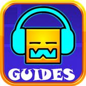 GUIDE geometry dash world 2017 icon