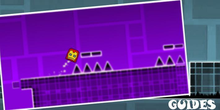 GUIDE geometry dash world 2017 screenshot 5