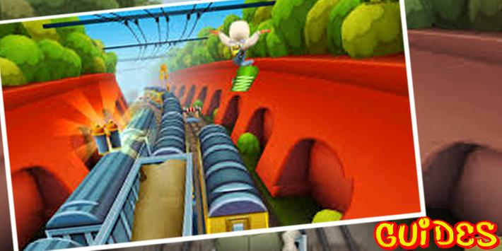 Best for subway surfers GUIDES poster