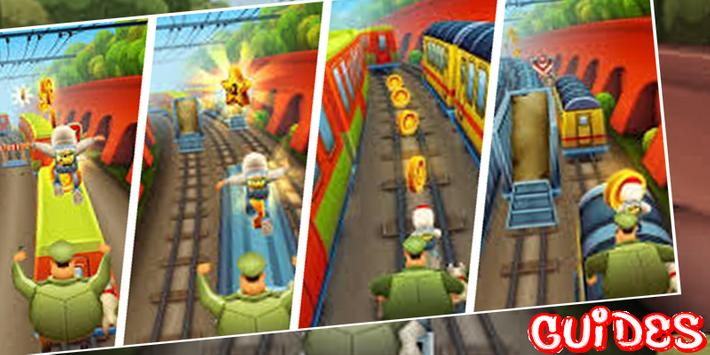 Best Of subway surfers GUIDES poster