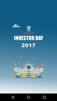 Investor Day poster