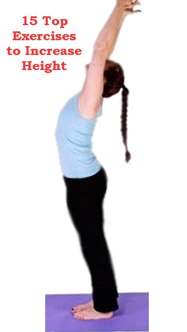 Exercises to Increase Height for Android - APK Download