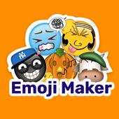 Emoji Maker Personal Emotions & Animoji Fun icon