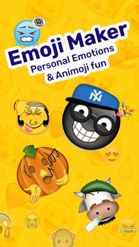 Emoji Maker Personal Emotions & Animoji Fun poster