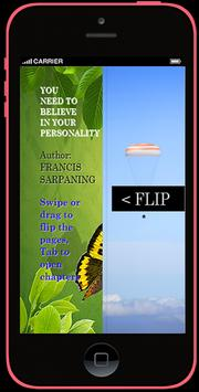 Personality App poster