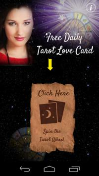 Daily Love Tarot poster