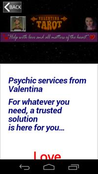 Daily Love Tarot screenshot 4