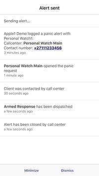 Landry Securitas screenshot 3