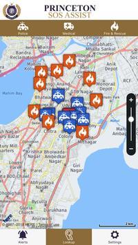 Princeton SOS Assist screenshot 1