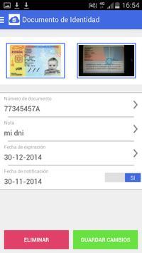 Persondoc screenshot 3
